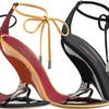 Изящные босоножки от Louis Vuitton