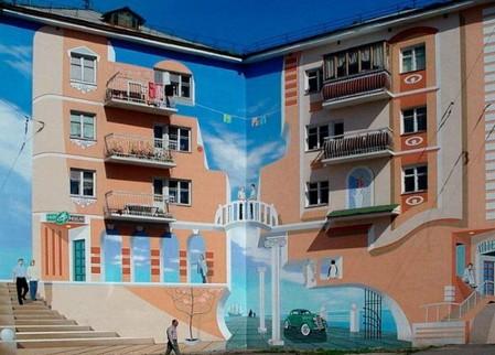 Граффити в дизайне – яркость повседневности — фото 2