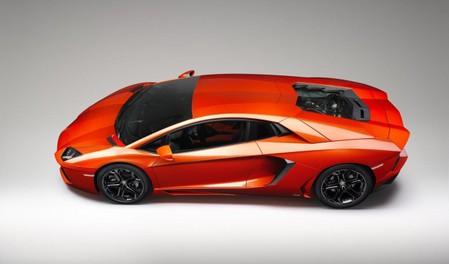 Карбоновый Lamborghini Aventador LP700-4 – автомобиль для «послезавтра» — фото 1