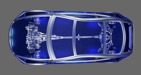 Subaru Sports Car Architecture: сапфирово – прозрачная мечта — фото 2