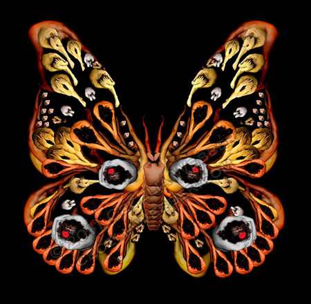 Сесилия Уэббер: Люди – это бабочки! — фото 7