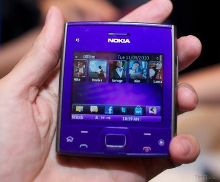 Nokia X5 – стильный и мощный «малыш» — фото 2
