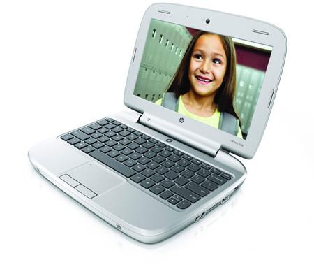 Mini 100e – «школьный» нетбук от Hewlett-Packard — фото 2
