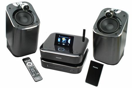 Стереосистема MCI 900 – звуковое волшебство от Philips! — фото 1