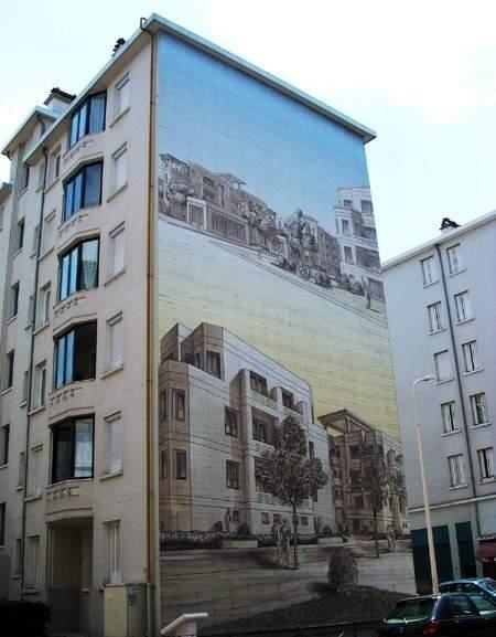 Граффити в дизайне – яркость повседневности — фото 5