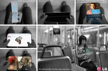 LG PaperTouch: концепт-revolution? — фото 3