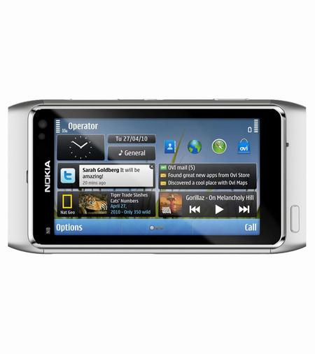 Суперсмартфон NOKIA N8 — фото 2