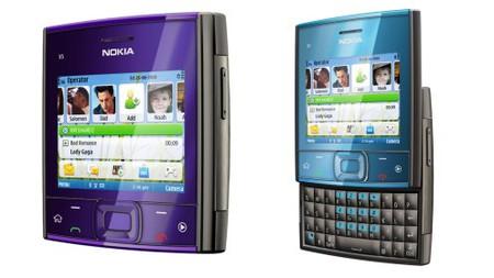 Nokia X5 – стильный и мощный «малыш» — фото 1