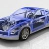Subaru Sports Car Architecture: сапфирово – прозрачная мечта