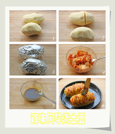 Печеный картофель с беконом — фото 2