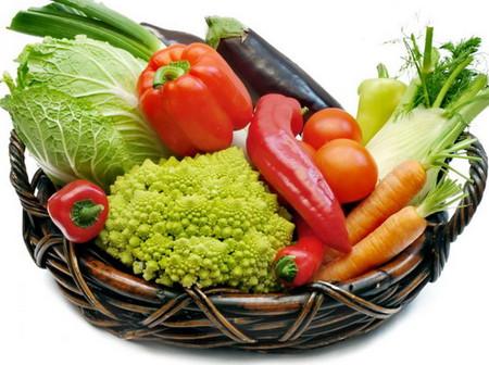 Полезные для детей овощи — фото 1