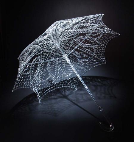 Удивительный зонтик