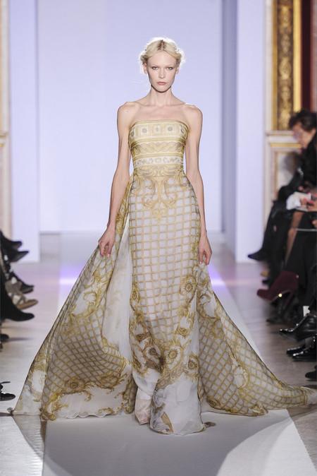 Весенняя коллекция 2013 роскошных платьев Zuhair Murad — фото 17