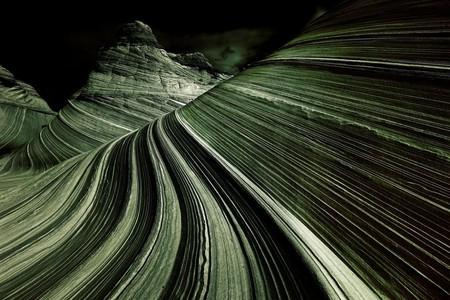 Аризонская Волна – уникальный природный пейзаж — фото 12