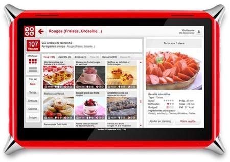 Специальные планшеты – помощники на кухне — фото 10