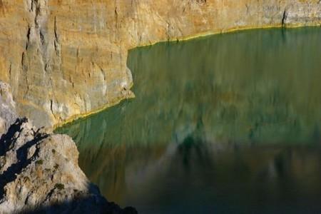 Вулкан Келимуту и 3 разноцветных озера — фото 12