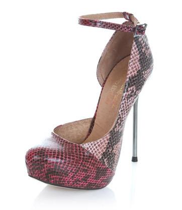Miss Selfridge - бренд только для модниц! Обувь сезона 2012 — фото 26