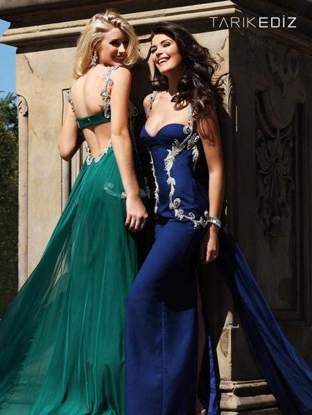 Весна-лето 2013 от Tarık Ediz – красивые вечерние платья из Турции — фото 23