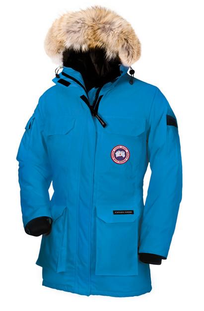 Женская коллекция от Canada Goose зима 2013 – самая теплая мода — фото 18