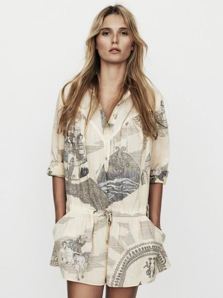 Коллекция Nanushka весна-лето 2013 – мода для горожанок-кочевниц — фото 5