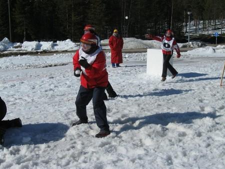 Юкигассен – зимний спорт, со снежками и стратегией! — фото 6