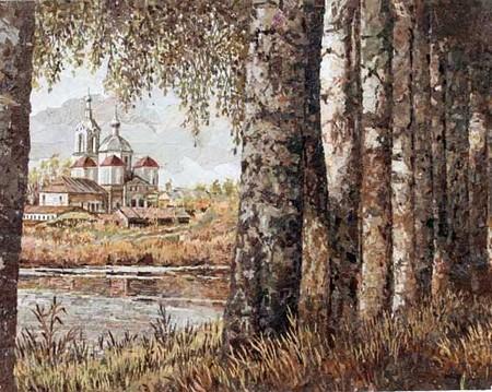 Флорийская мозаика – творческое ноу-хау Александра Юркова — фото 20