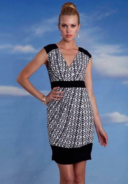 Платья Евы Франко – роскошная нежность и летняя свежесть — фото 35