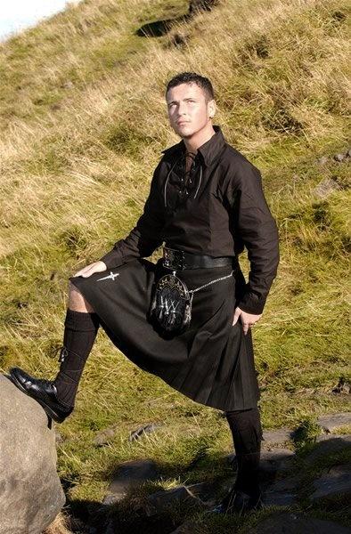 Килты и другие мужские юбки – быть или не быть?)) — фото 13