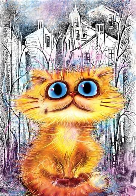 Коты и кошки Бориса Касьянова — фото 26