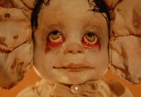 Зомби, монстры, вампиры и прочие куклы Камиллы Млынарчик — фото 4