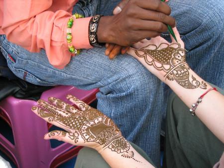 Менди – украшение не только для индийских принцесс — фото 7