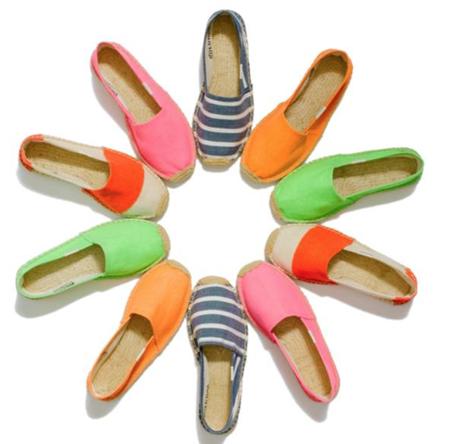 Эспадрильи – удобнее обуви не бывает! — фото 39
