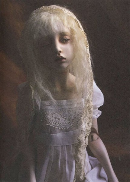 Еще раз о странных куклах – творчество Tari Nakagawa — фото 21