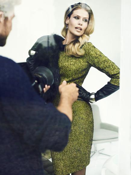 Обновленная классика – одежда от Caterina Leman — фото 14