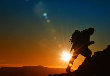 Силуэты в закатах и рассветах – снимки Ти Джея Скотта — фото 25