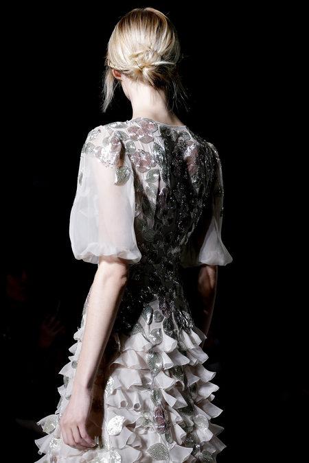 Кутюрная коллекция Valentino весна-лето 2013 – волшебство всегда в моде! — фото 59