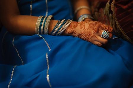 Менди – украшение не только для индийских принцесс — фото 3