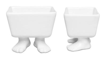 Посуда с ножками от Дилан Кендалл (Dylan Kendall) — фото 12