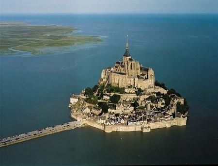 Остров-крепость Мон Сен-Мишель — фото 5