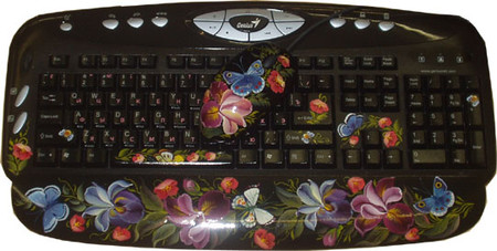 Бабочек все любят )