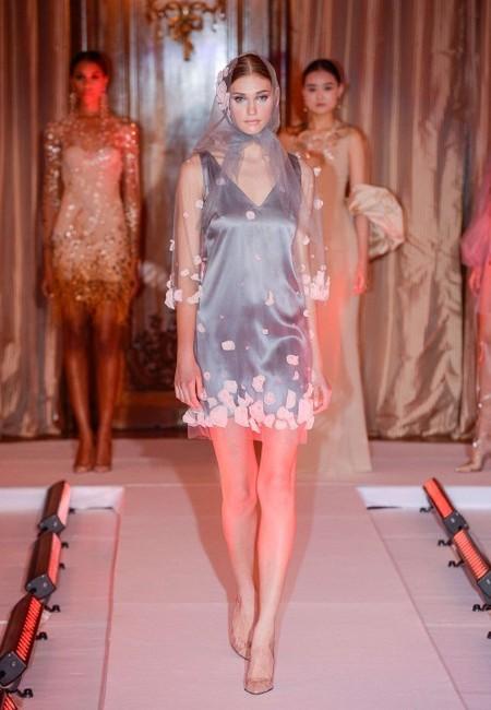 Наши в Париже – коллекция Юлии Яниной сезона весна-лето 2013 — фото 8