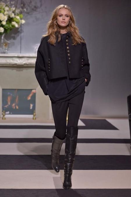 H&M выходит на подиумы – коллекция осень-зима 2013-2014 — фото 5