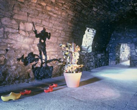 Танцы с тенью – скульптуры Diet Wiegman — фото 13