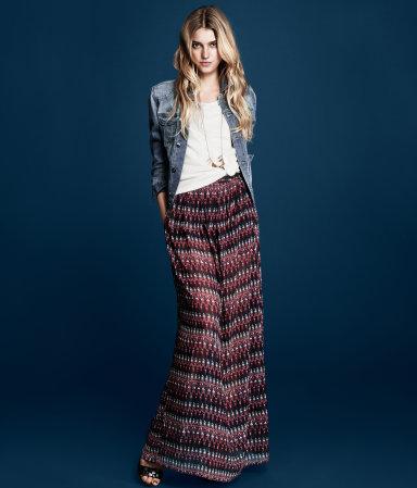 Свежий стайлбук от H&M – милая весенняя коллекция 2013 — фото 41