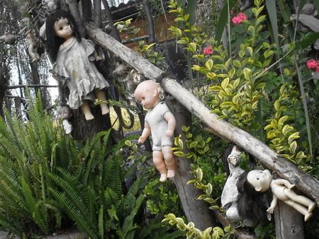 Остров кукол в Мексике – место не для детей — фото 25