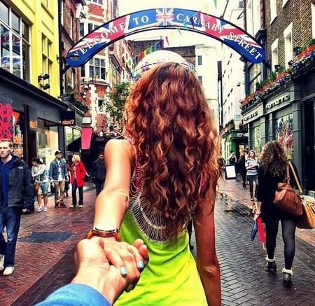 Иди за мной! – фото о любви и путешествиях — фото 25
