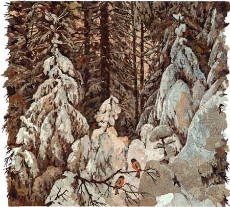 Флорийская мозаика – творческое ноу-хау Александра Юркова — фото 23
