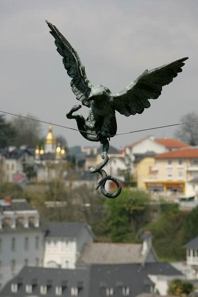 Скульптуры в воздухе от Jerzy Kedziora — фото 18