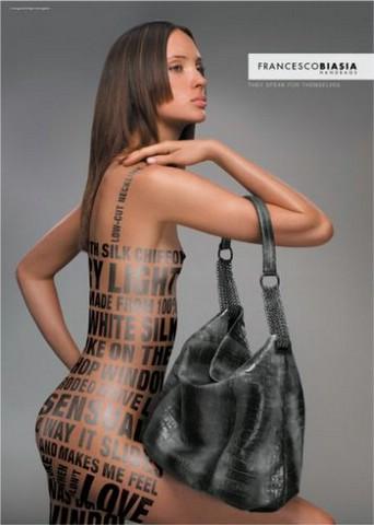 Татуировка в рекламе – тело как рекламная площадь — фото 3
