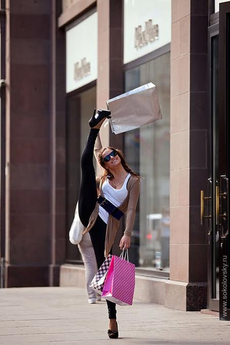 Танцующий Петербург – фотопроект Виталия Соколовского — фото 67